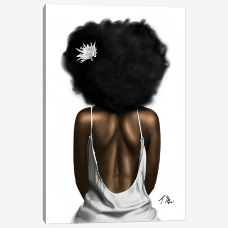 Glow (Color Pop) Canvas Print #TML6} by Tafari Mills Canvas Art Print
