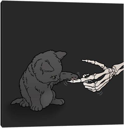 Kitty, Kitty Canvas Art Print