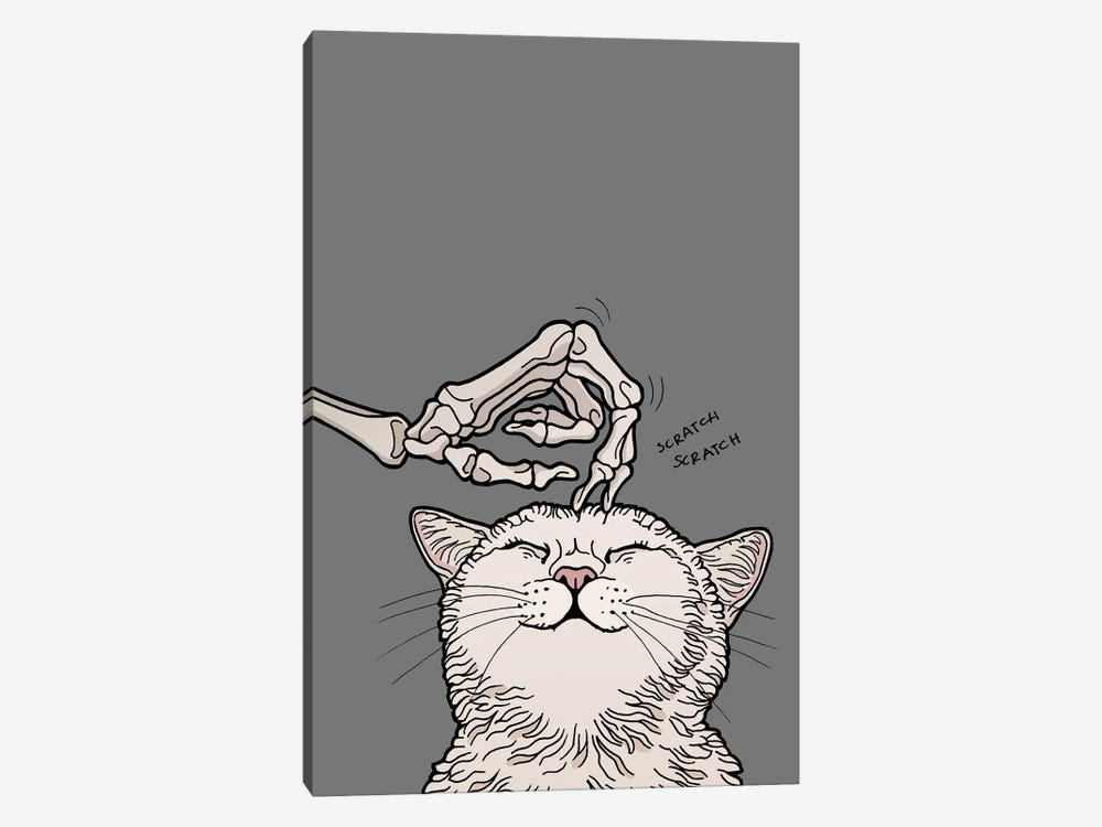 Purrpurr 1-piece Canvas Art