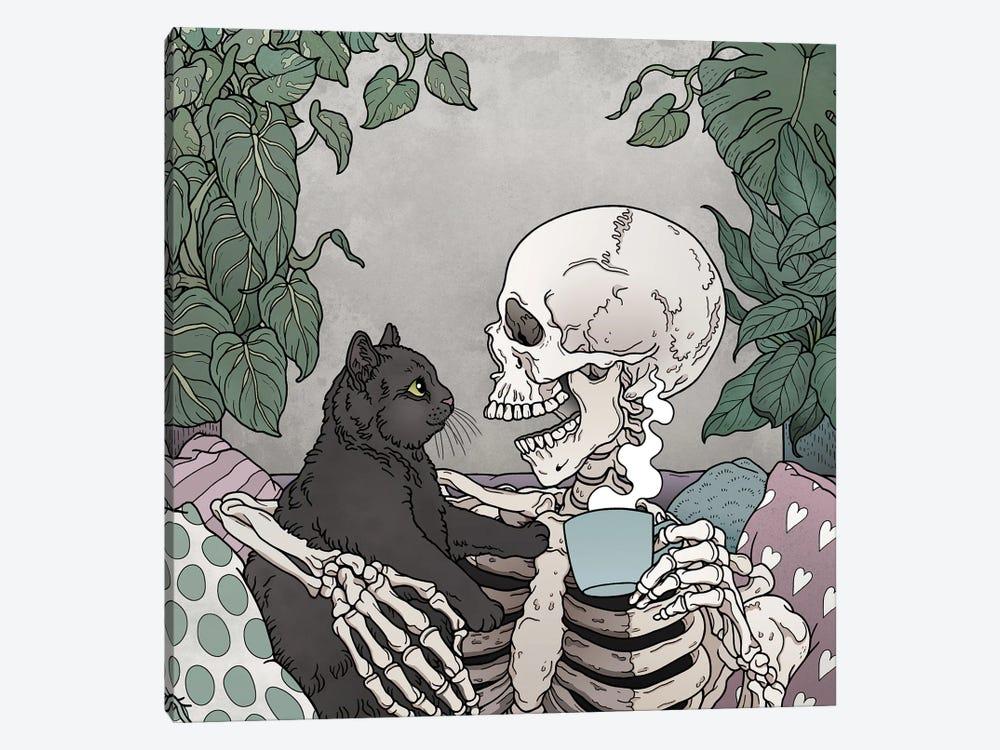 Best Friends Forever by Tiina Menzel 1-piece Art Print