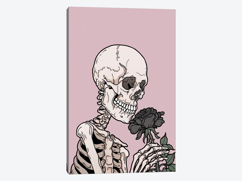 Rose by Tiina Menzel 1-piece Canvas Wall Art