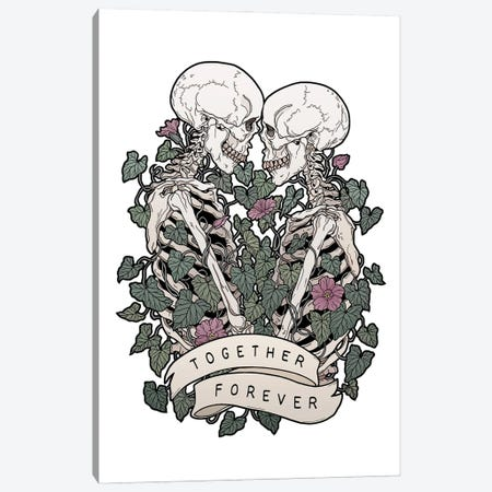 Together Forever Canvas Print #TMN27} by Tiina Menzel Canvas Print