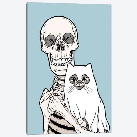 Boo! Canvas Print #TMN4} by Tiina Menzel Canvas Print