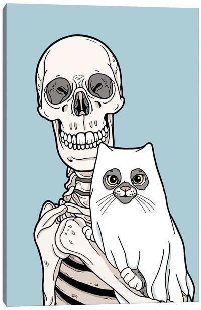 Boo! Canvas Art Print