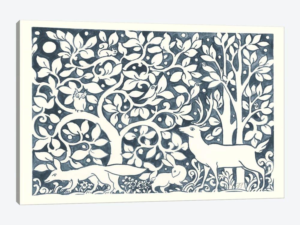 Forest Life IV by Miranda Thomas 1-piece Canvas Print