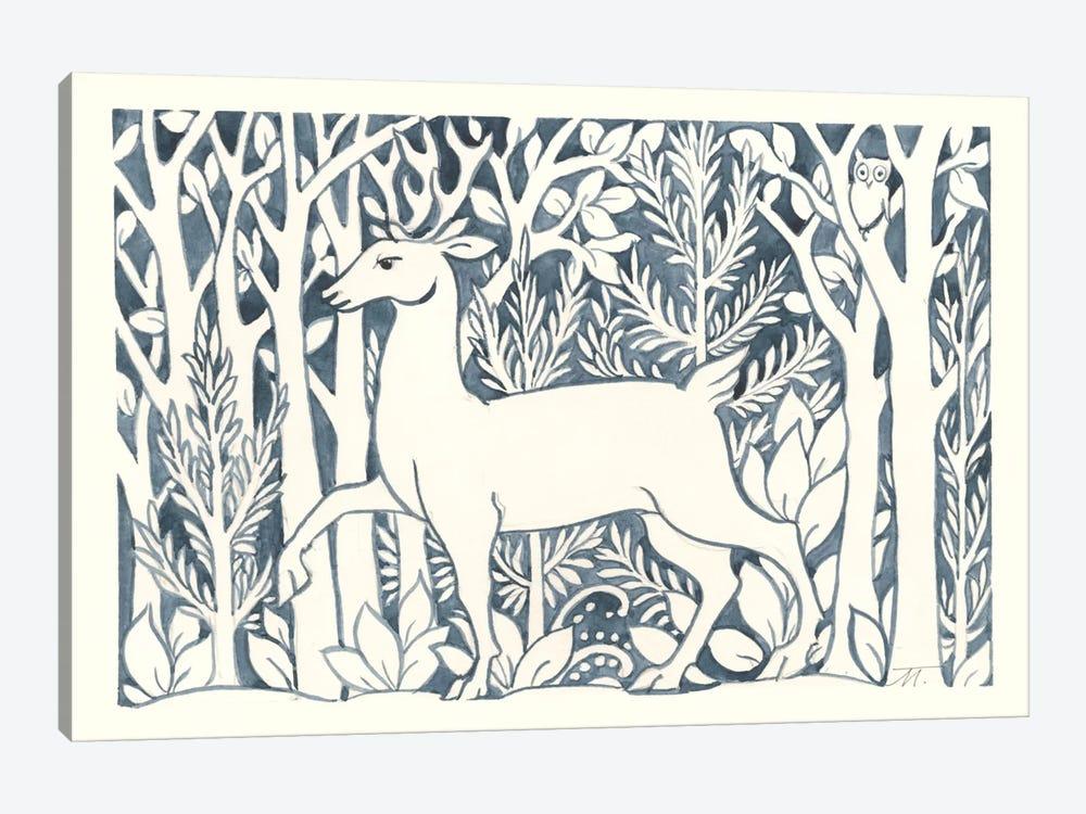 Forest Life V by Miranda Thomas 1-piece Canvas Art