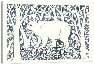 Forest Life VII Canvas Art Print