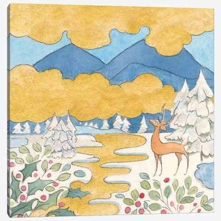 Riverside IV Canvas Print #TMS19} by Miranda Thomas Canvas Artwork