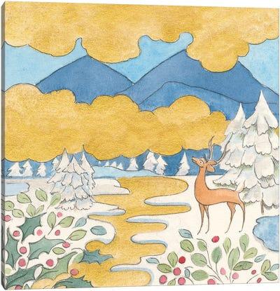 Riverside IV Canvas Art Print