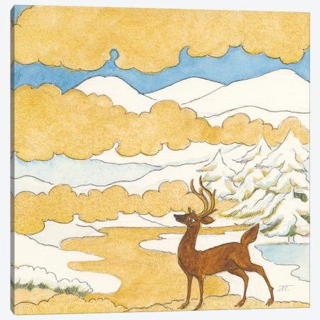 Riverside V Canvas Print #TMS20} by Miranda Thomas Canvas Print