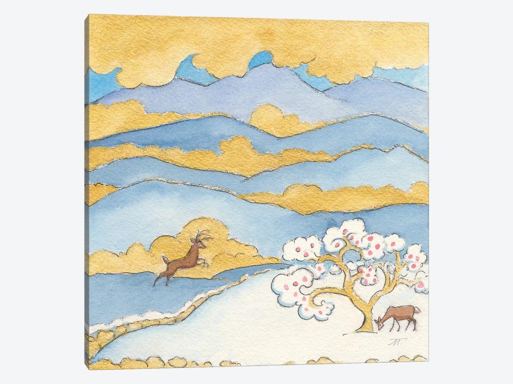 Riverside VI by Miranda Thomas 1-piece Canvas Art Print