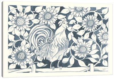 Farm Life I Canvas Art Print