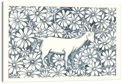 Farm Life III Canvas Art Print