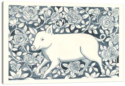 Farm Life IV Canvas Art Print