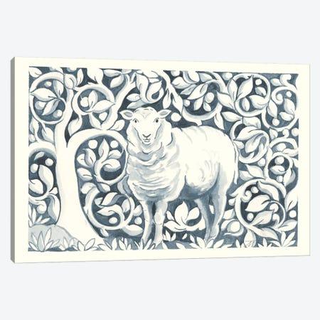 Farm Life V Canvas Print #TMS7} by Miranda Thomas Art Print