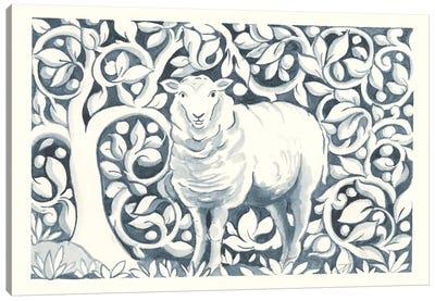 Farm Life V Canvas Art Print