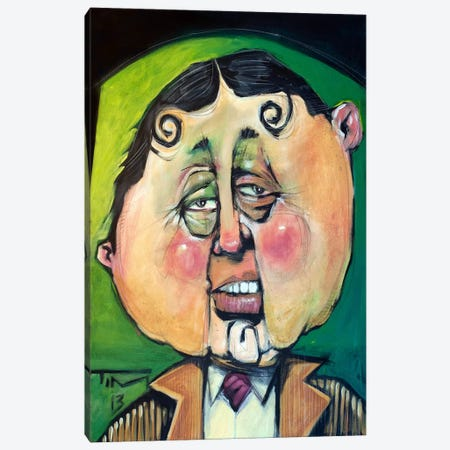 Fathead Canvas Print #TNG118} by Tim Nyberg Canvas Wall Art
