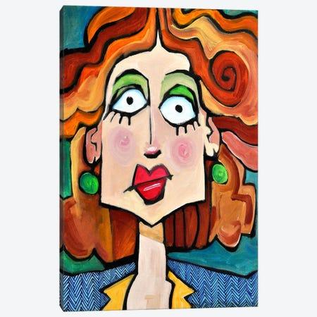 Herringbone Canvas Print #TNG129} by Tim Nyberg Canvas Art Print