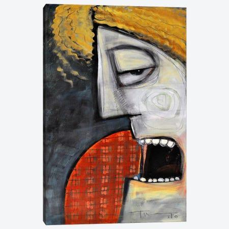 Plaid Canvas Print #TNG158} by Tim Nyberg Canvas Artwork