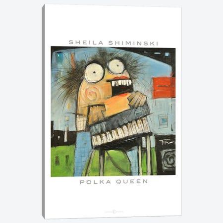 Sheila Shiminski Poster Canvas Print #TNG165} by Tim Nyberg Canvas Art