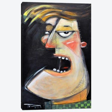 Yacky Jack Canvas Print #TNG192} by Tim Nyberg Canvas Wall Art