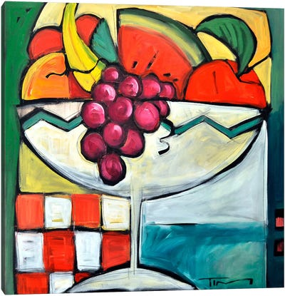 Fruit Cocktail Canvas Art Print