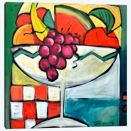 Fruit Cocktail Canvas Print #TNG193} by Tim Nyberg Canvas Artwork