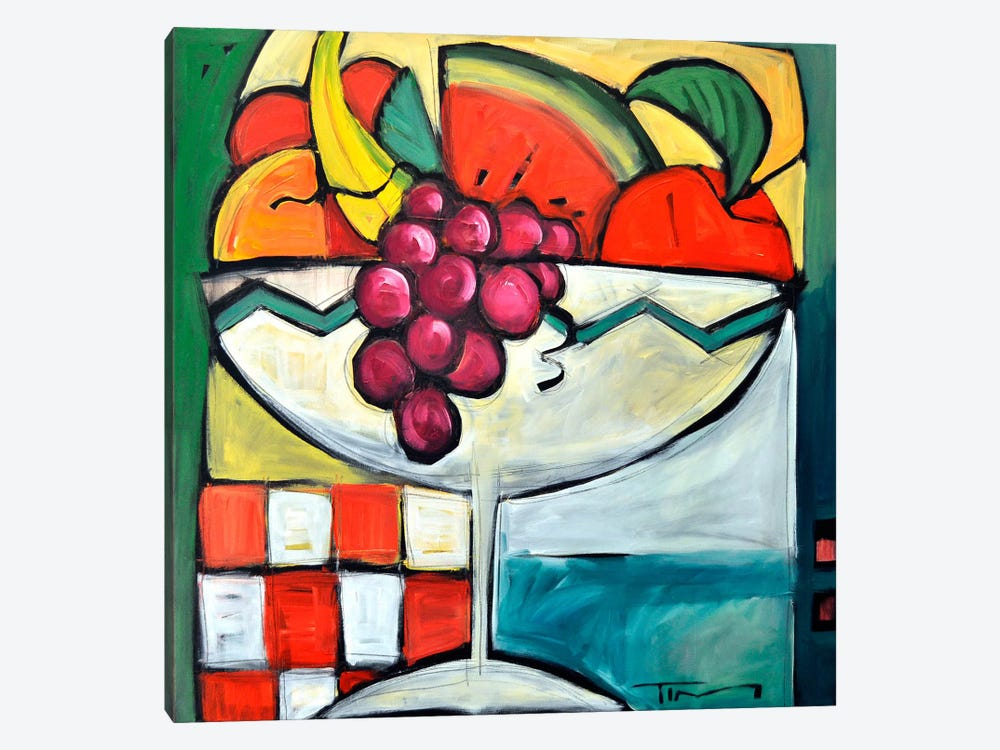 Fruit Cocktail by Tim Nyberg 1-piece Canvas Art Print