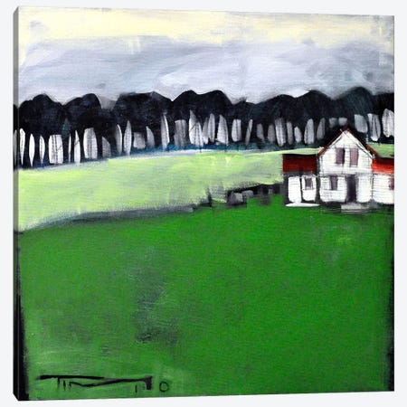 Homestead Canvas Print #TNG195} by Tim Nyberg Canvas Art Print