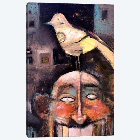 Birdman Canvas Print #TNG210} by Tim Nyberg Canvas Print