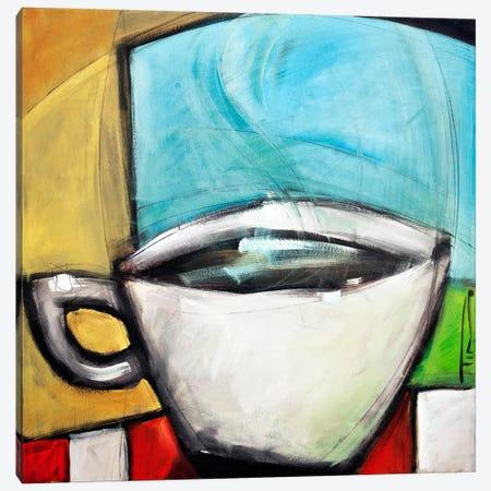 Coffee Grande Canvas Print #TNG292} by Tim Nyberg Canvas Art Print