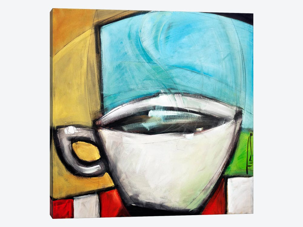 Coffee Grande by Tim Nyberg 1-piece Canvas Art
