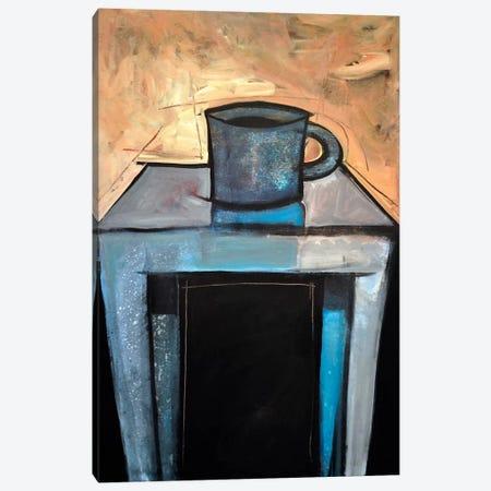 Coffee Table Canvas Print #TNG293} by Tim Nyberg Art Print