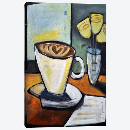 Java Love Canvas Print #TNG298} by Tim Nyberg Art Print