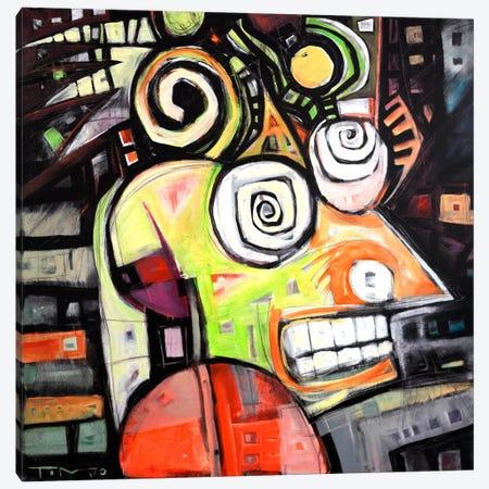 Migraine Canvas Print #TNG29} by Tim Nyberg Canvas Art Print