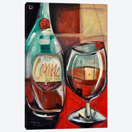 Cognac Canvas Print #TNG310} by Tim Nyberg Canvas Artwork