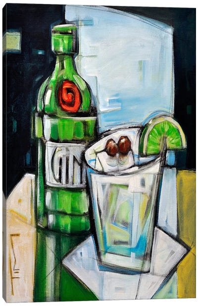Gin And Tonic Canvas Art Print