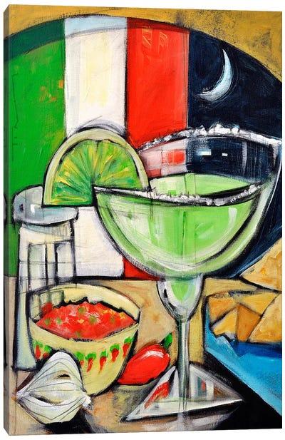 Margarita Canvas Art Print