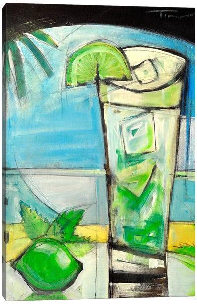 Mojito Canvas Art Print