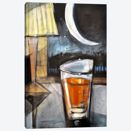 Nightcap Canvas Print #TNG319} by Tim Nyberg Canvas Wall Art