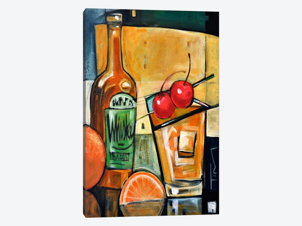 Old Fashioned Sweet Cherries by Tim Nyberg 1-piece Canvas Artwork