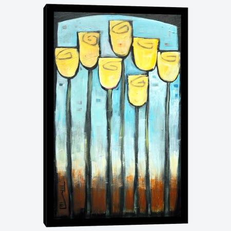 Tulips Canvas Print #TNG63} by Tim Nyberg Art Print