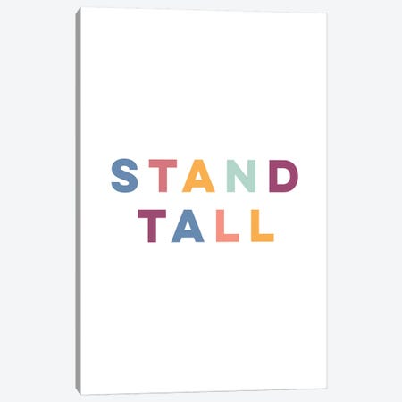 Stand Tall 3-Piece Canvas #TNS103} by The Native State Art Print