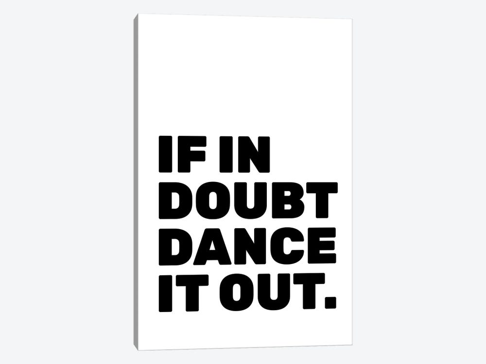 Dance It Out by The Native State 1-piece Canvas Wall Art