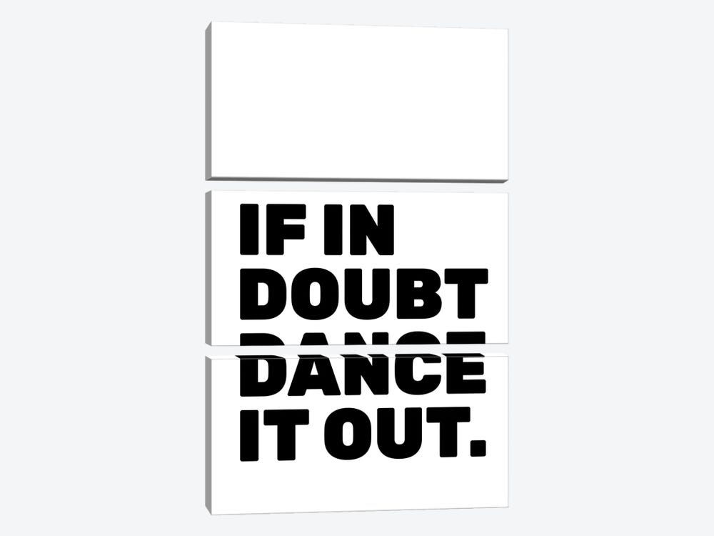 Dance It Out by The Native State 3-piece Canvas Wall Art