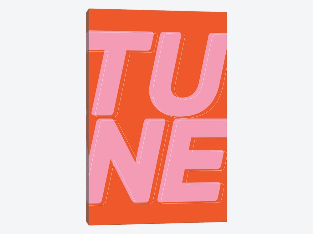 Tune by The Native State 1-piece Art Print