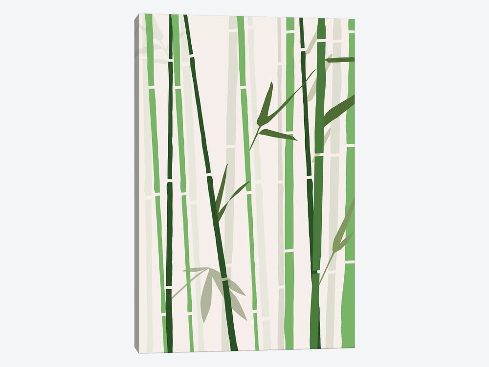 Bamboo by The Native State 1-piece Canvas Artwork