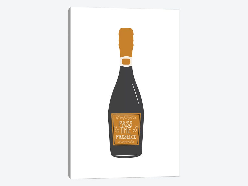 Prosecco by The Native State 1-piece Canvas Artwork