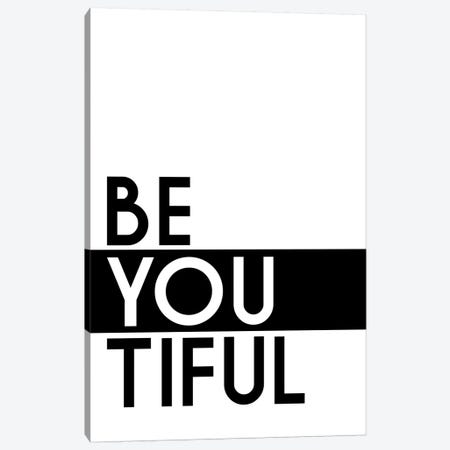 Be You 3-Piece Canvas #TNS9} by The Native State Art Print