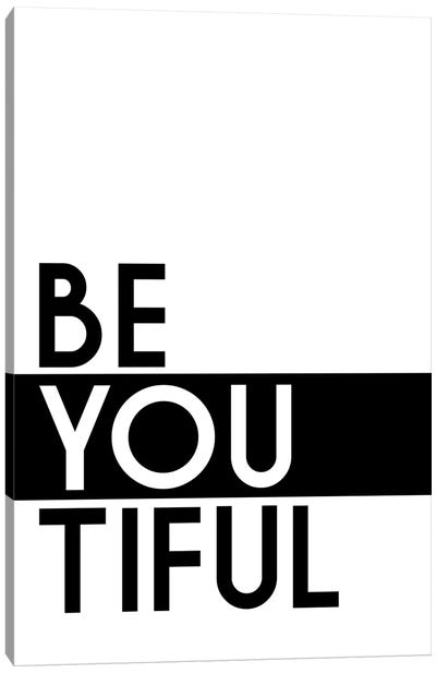 Be You Canvas Art Print